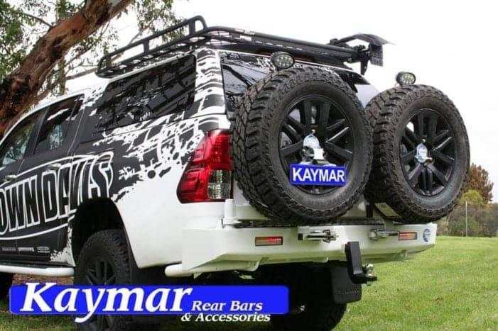 Kaymar Rear Bars
