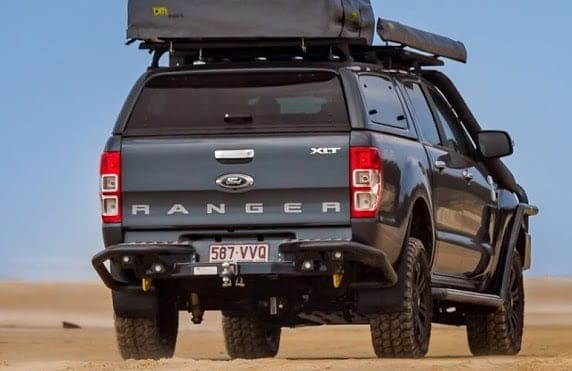 Rear Protection Bar