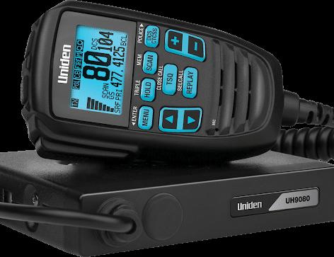 Uniden UHF CB Radio