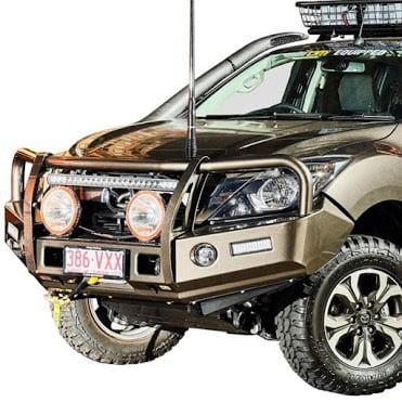 Toyota Prado 150 Lovells GVM Upgrade