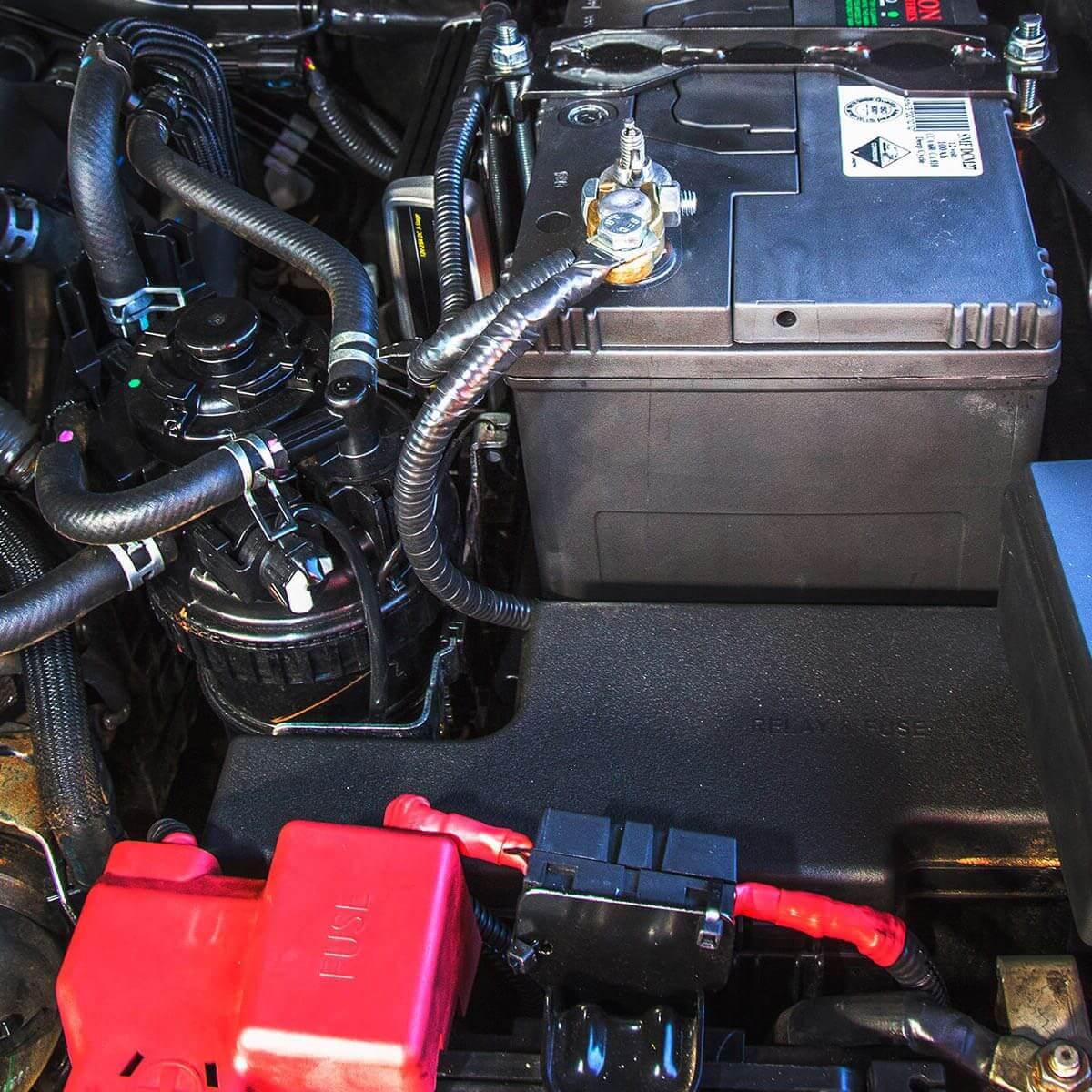 Battery frame 2.8
