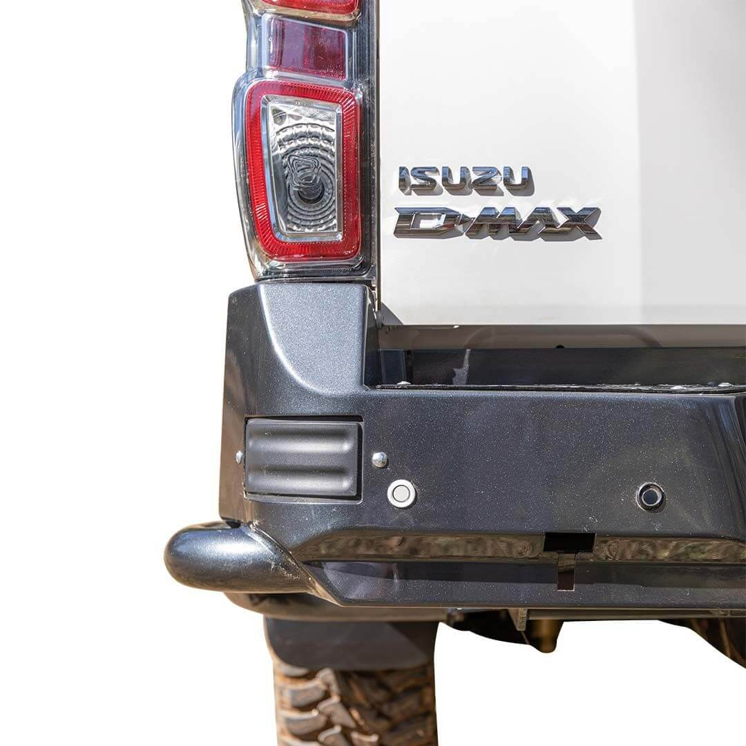 Rear Protection step